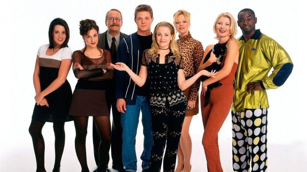 24 años después: así esta hoy el elenco de Sabrina