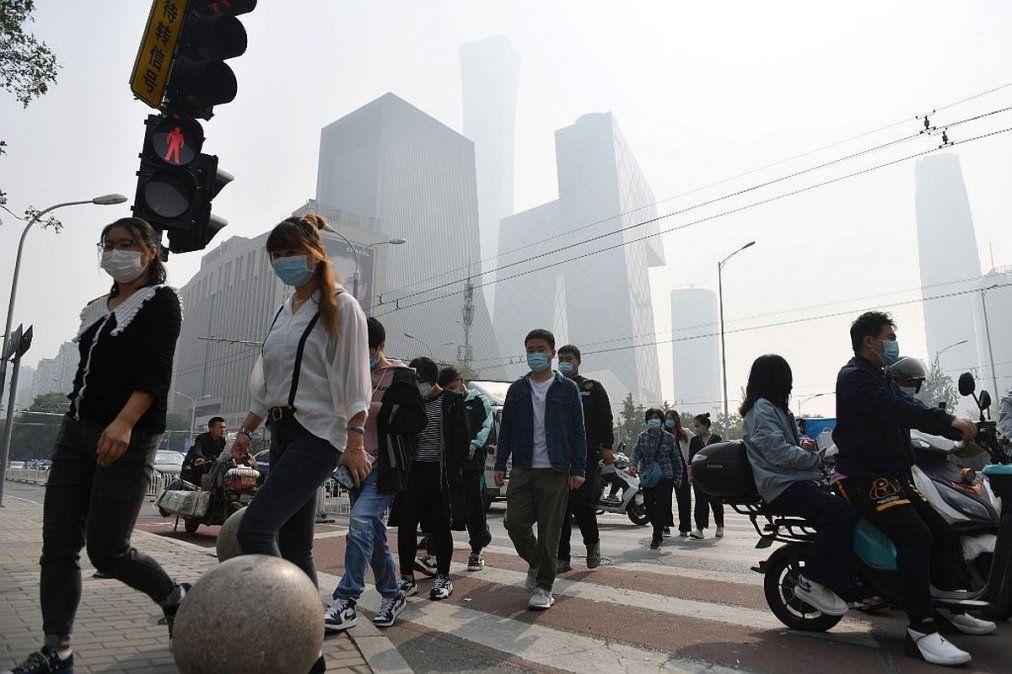 Ya fueron testeados de coronavirus más de 4 millones de habitantes de la ciudad de Qingdao y están los resultados de casi 2 millones. Todos negativos.