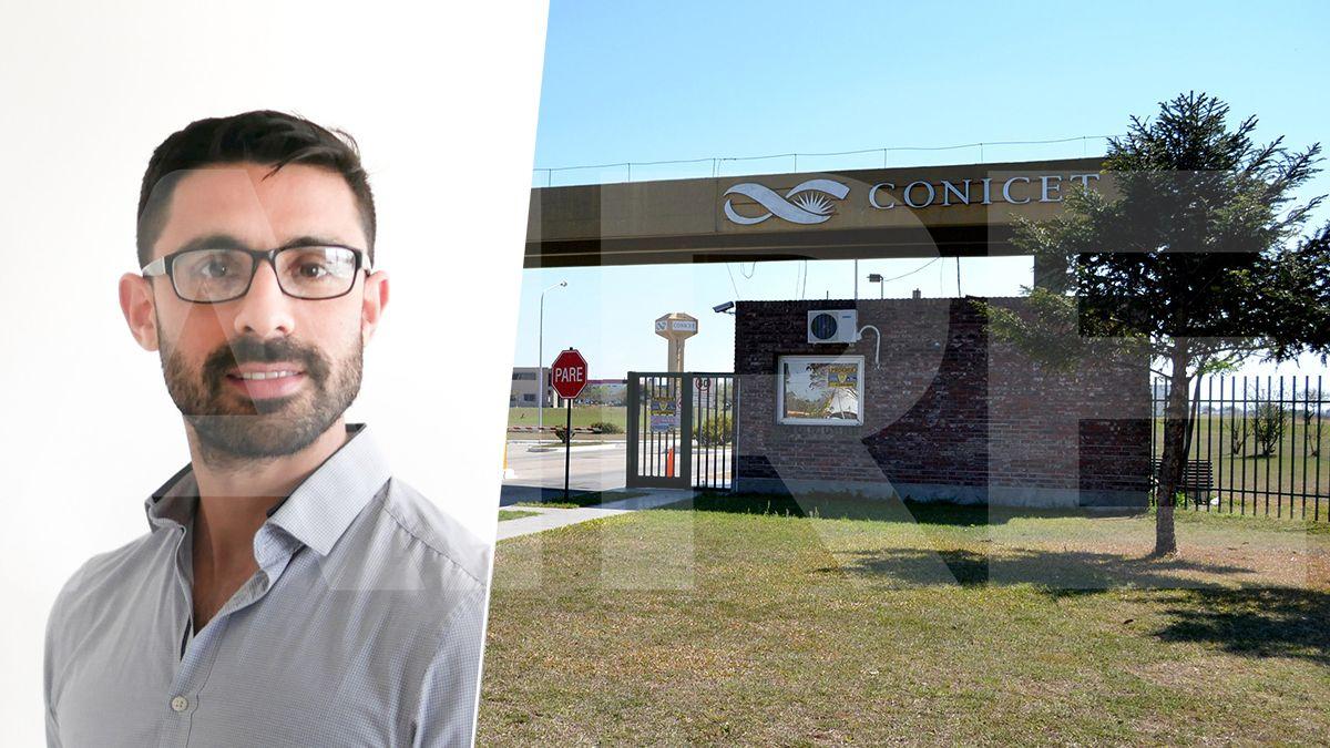 Enzo Ferrante trabaja con inteligencia artificial aplicada a las imágenes médicas.