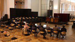 El veredicto fue dado a conocer esta tarde en el Teatro Auditorium de la ciudad de Mar del Plata por el juez del Tribunal Oral en lo Criminal (TOC) 3, Fabián Riquert.