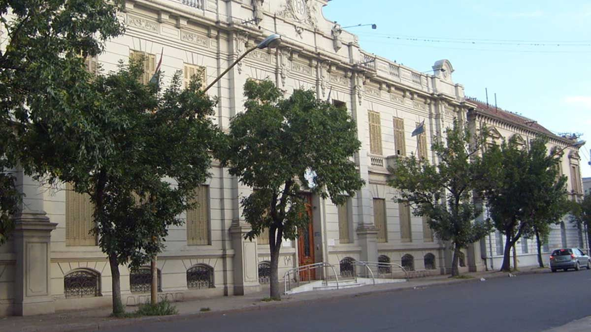 El Registro Civil de la ciudad de Santa Fe