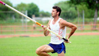 Germán Chiaraviglio competirá en Polonia para sellar su pasaje a los Juegos Olímpicos