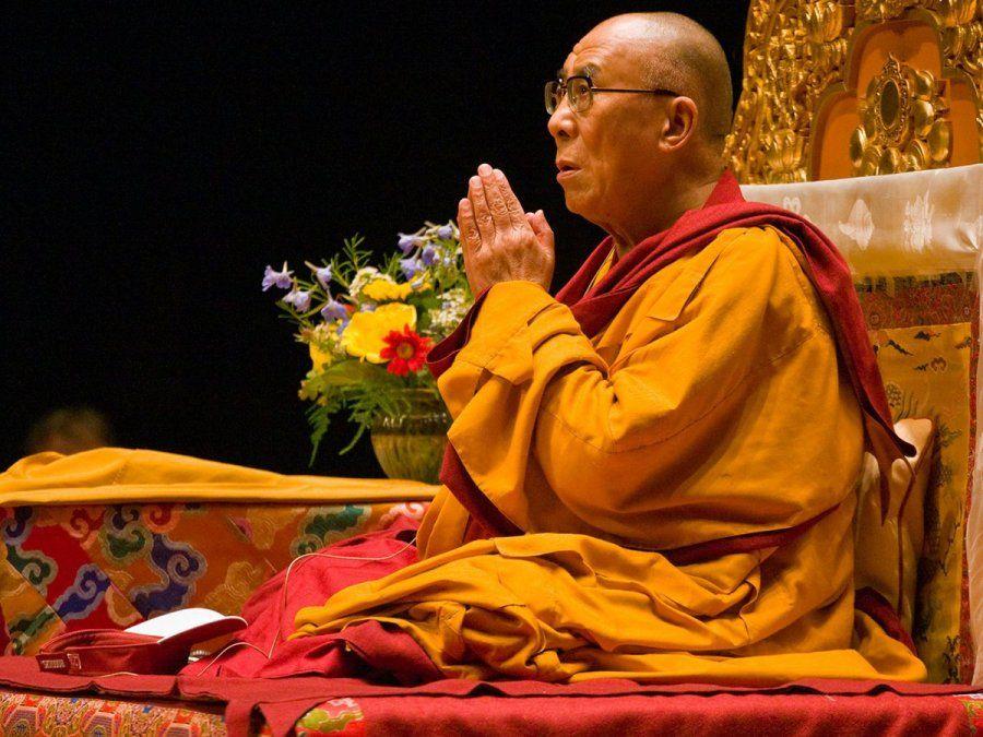 Dalai Lama nos hablar del dolor y la indignación