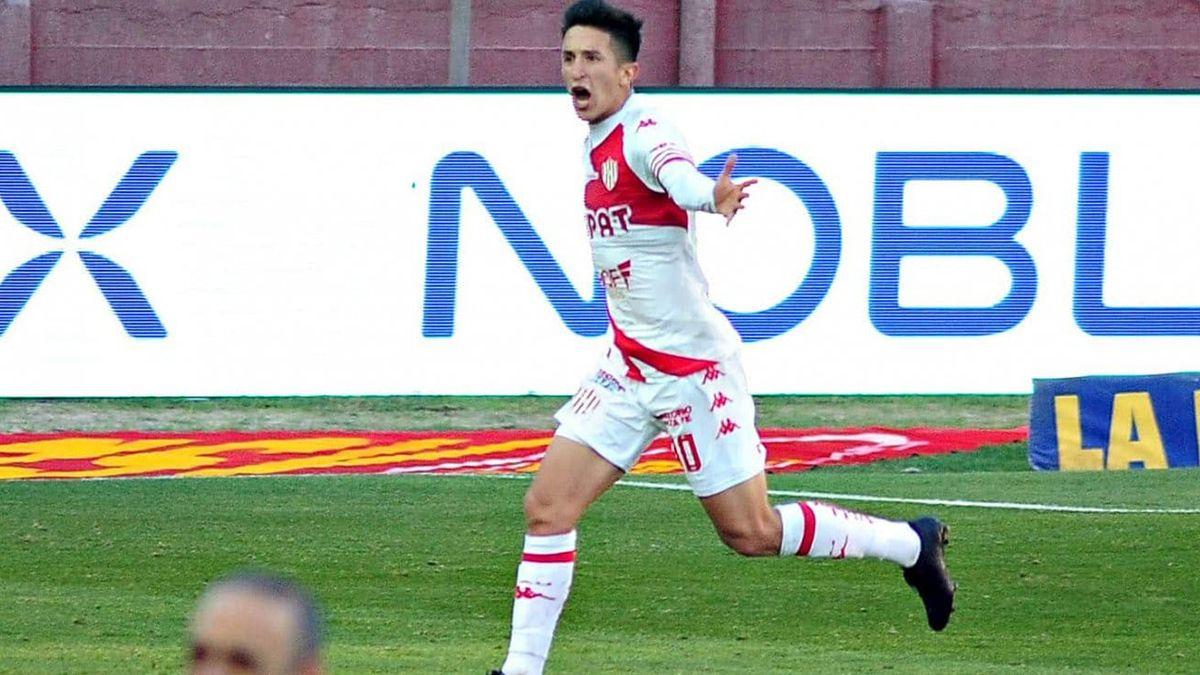 Ezequiel Cañete sufrió una dura lesión y estará