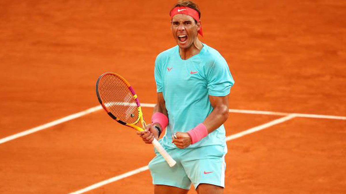 La final de Roland Garros mostró una enorme diferencia a favor de Nadal que venció a Djokovic por 6-0