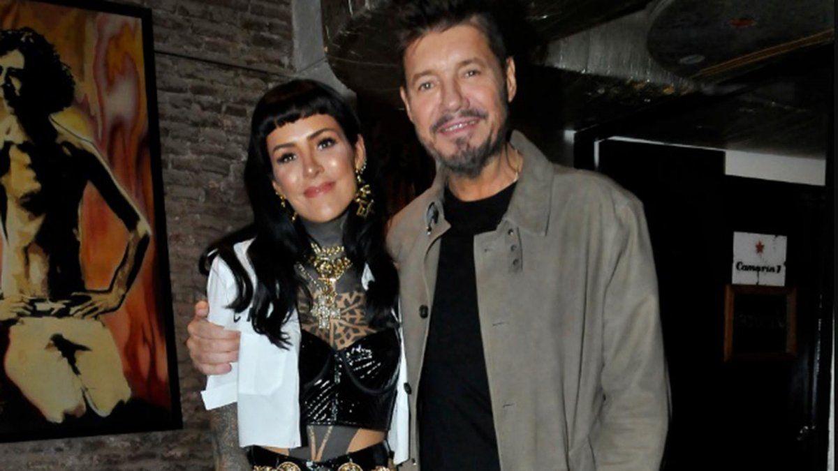 La intervención estética de Cande que sorprendió a Marcelo Tinelli