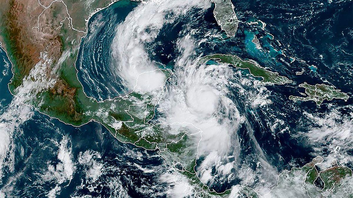 El huracán Delta es el más peligroso de los últimos 15 años en México.