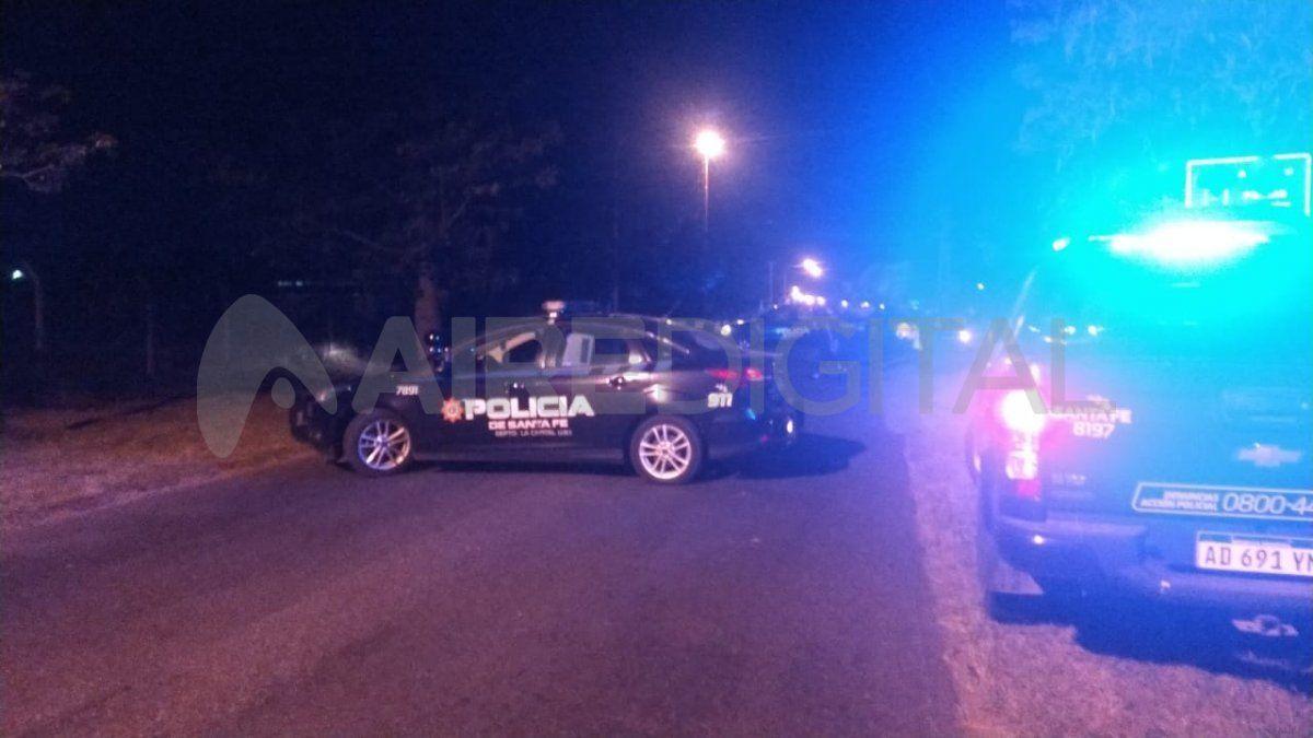 El hecho delictivo ocurrió el jueves. El llamado al 911 se registró a las 23.45.