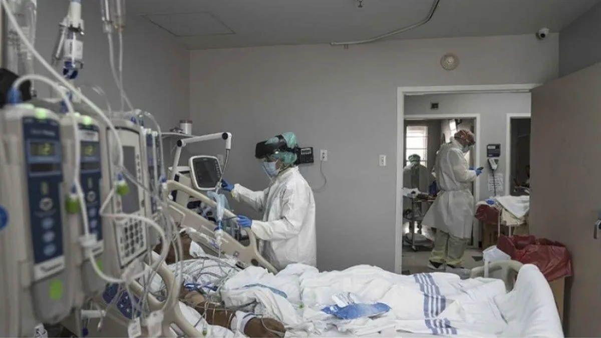 OPS: alertaron que cerca del 80% de las camas de terapia intensiva de América Latina están ocupadas
