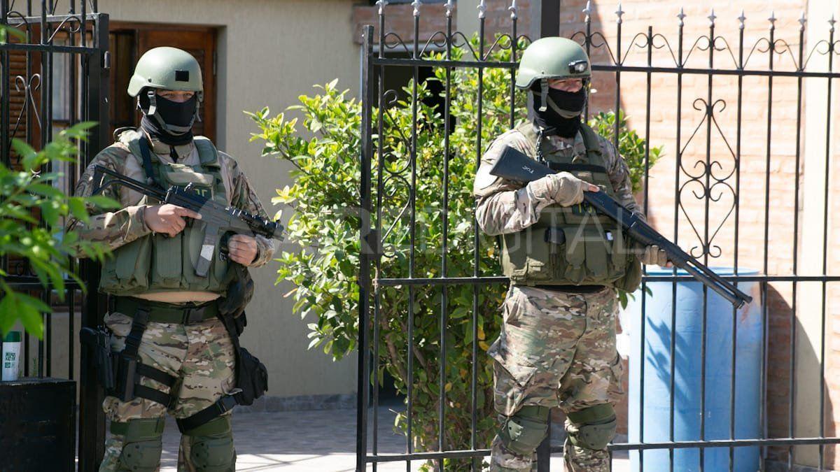 Múltiples allanamientos en toda la provincia por la causa de la avioneta narco de San Justo