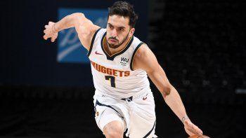 Campazzo y sus objetivos en la NBA: