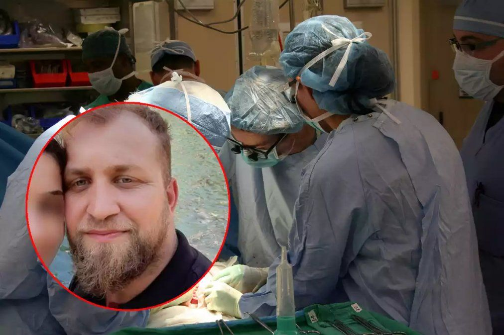 Murió en el quirófano mientras le trasplantaban pelo en la cabeza